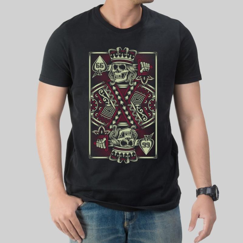 Pánské tričko Premium Head14