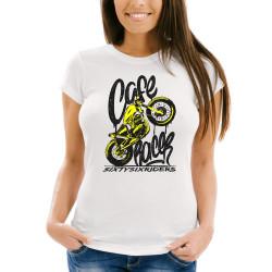 Dámské tričko Basic - Cafe Racer