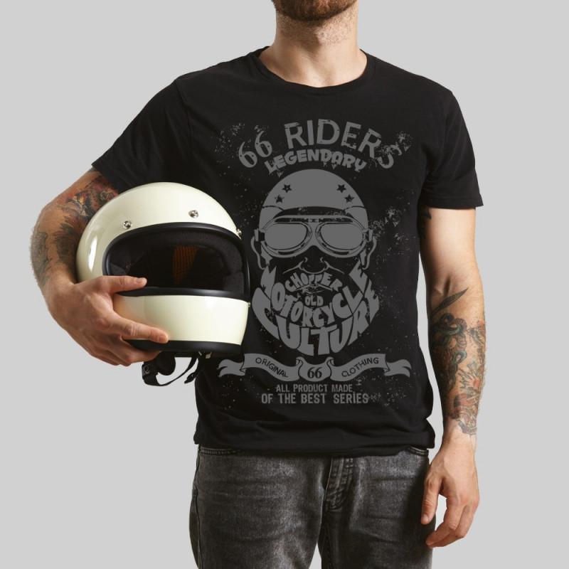Pánské tričko Premium Head1