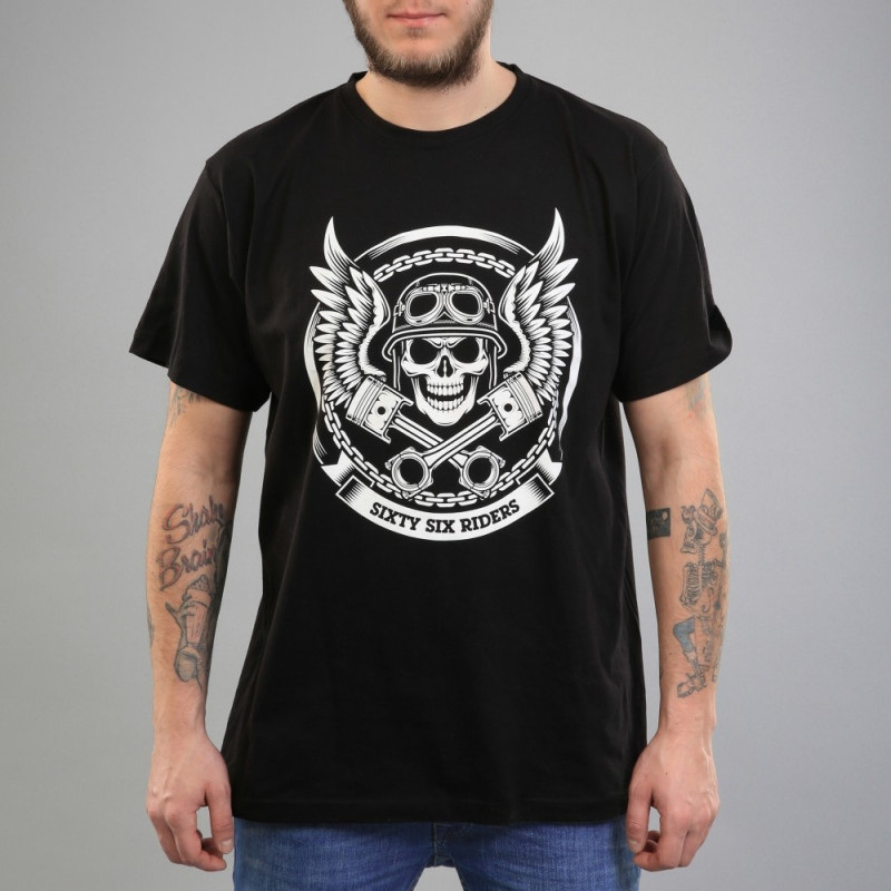 Pánské tričko Premium Head13