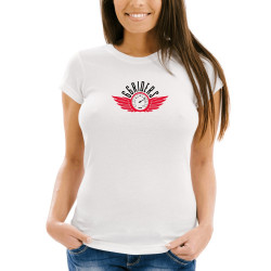 Dámské tričko Basic - logo Speed