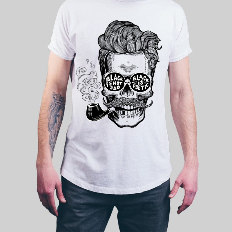 Pánské tričko Premium Head17